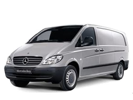Used Mercedes Benz Vito